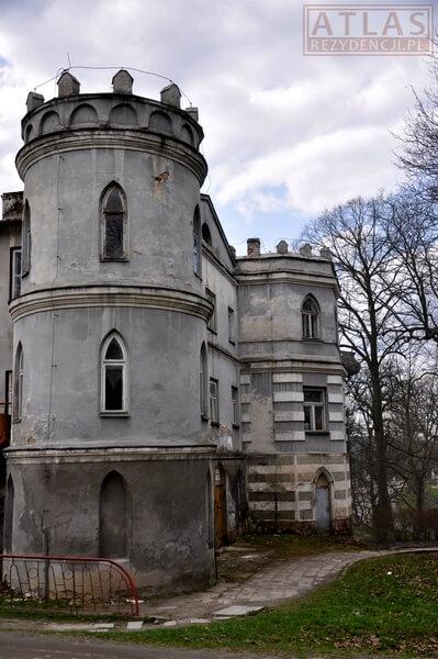 Pałac w Birczy