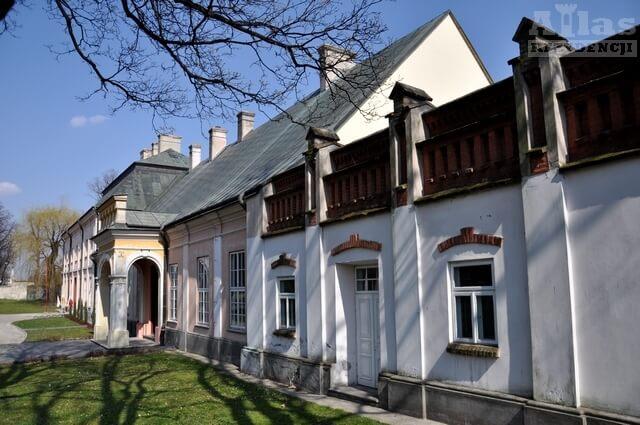 Pałac w Boguchwale