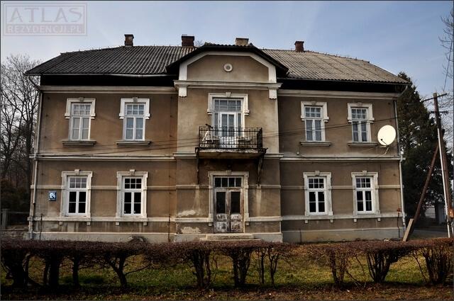 Pałac w Stalowej Woli-Charzewicach