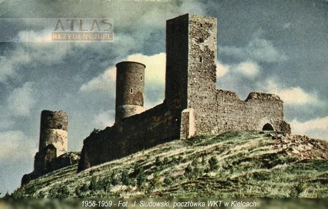Zamek_Chęciny_archiwalne_foto_2