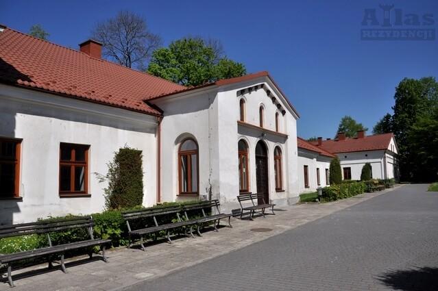 Pałac w Czudcu