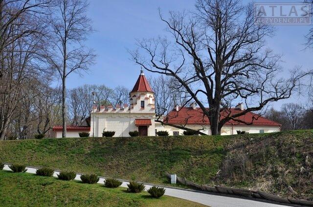 Pałac w Dubiecku