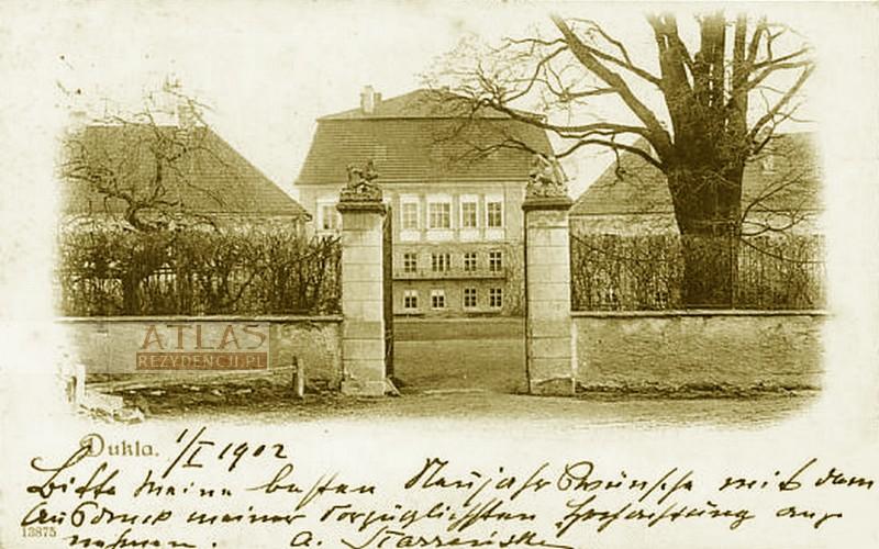 pałac_dukla_archiwalne_foto