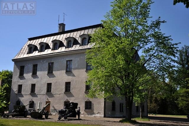 Pałac w Dukli
