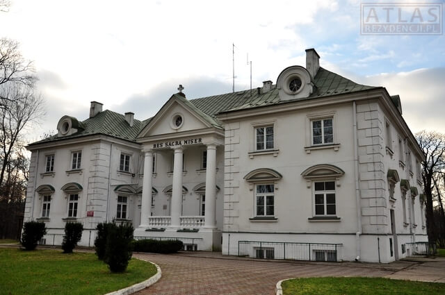 Pałac Prażmowskich w Gościeradowie