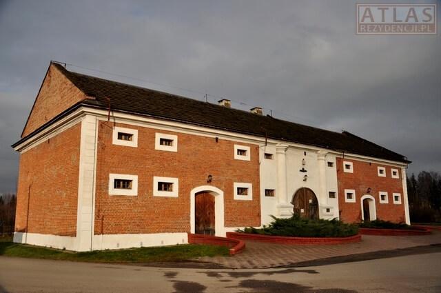 Spichlerz - Pałac w Gościeradowie