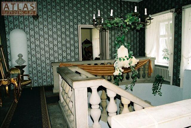 Pałac w Grabownicy Starzeńskiej