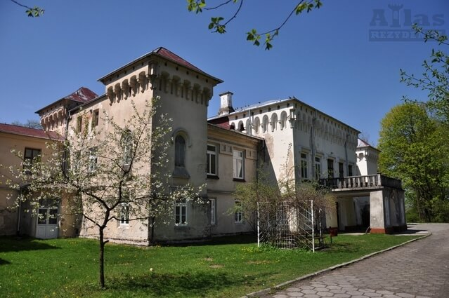 Pałac w Grębowie
