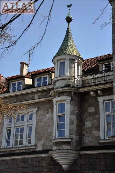 Pałac w Horyńcu-Zdroju