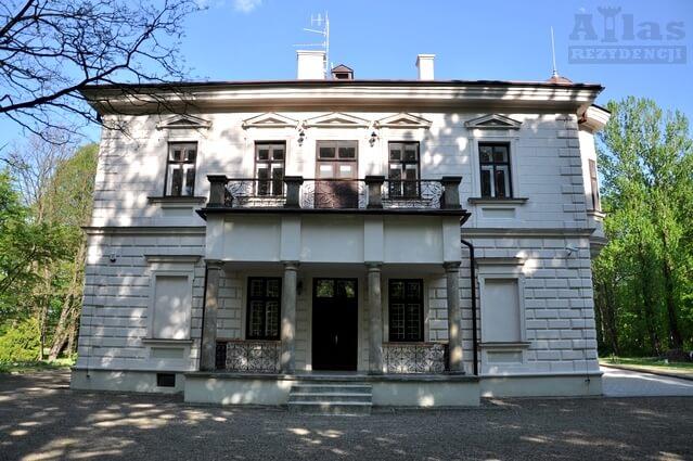 Pałac w Iwoniczu