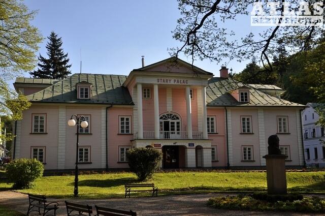 Pałac w Iwoniczu-Zdroju