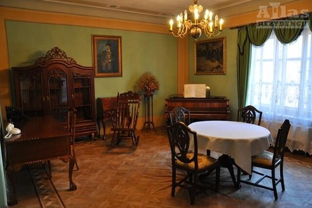 Pałac Jędrzejowiczów w Jasionce