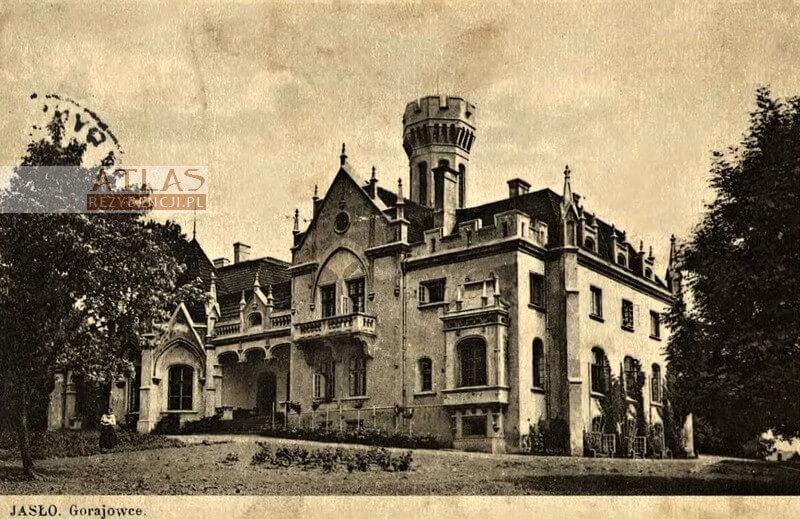Pałac_Gorajowice_archiwalne_foto_2