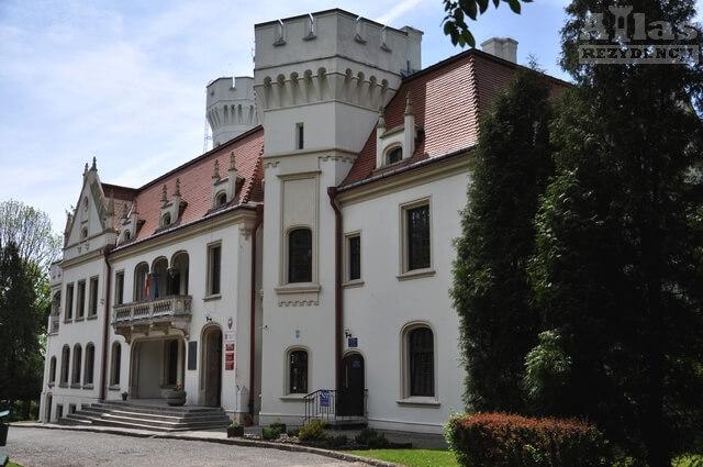 Pałac w Jaśle-Gorajowicach