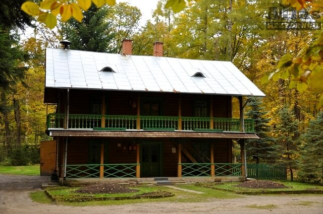 Stróżowka - Pałac Myśliwski w Julinie
