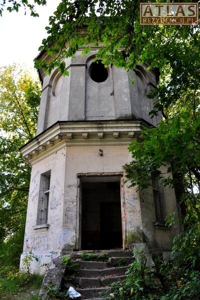 Dwór Cywińskich w Kamieniu