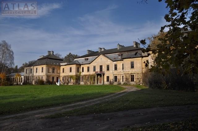 Pałac w Klemensowie
