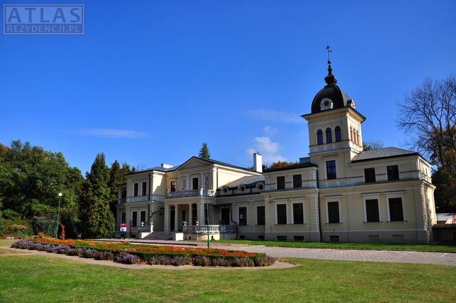 Pałac w Kluczkowicach