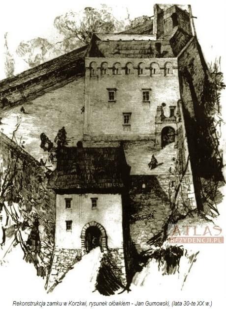 zamek_Korzkiew_rekonstrukcja_2