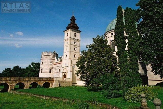 Zamek Krasickich w Krasiczynie