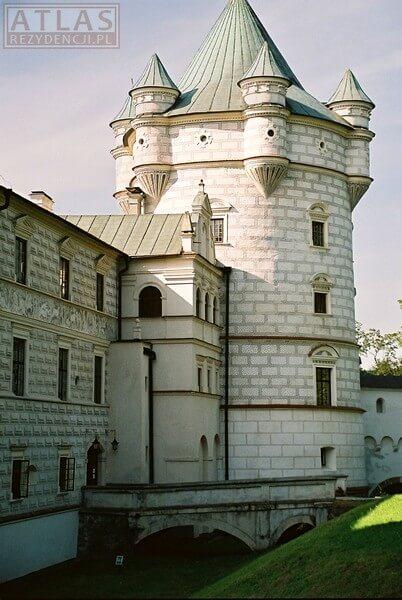 Baszta Królewska - Zamek w Krasiczynie