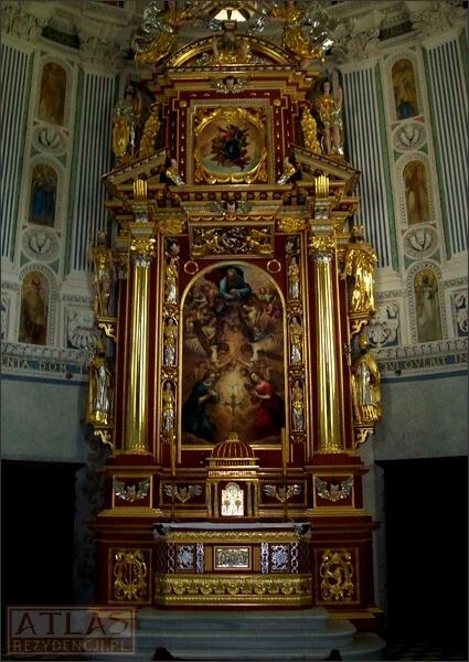 Kaplica-Zamek w Krasiczynie