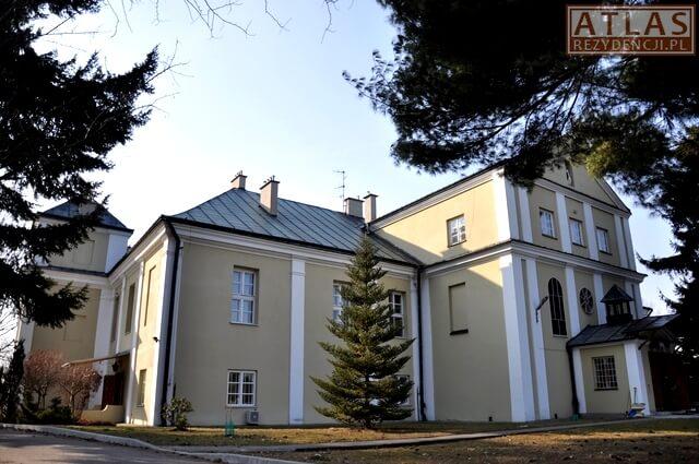 Pałac Lubomirskich w Łące