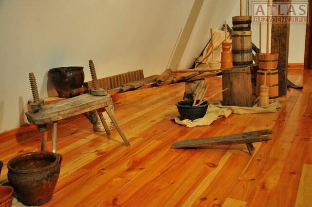Muzeum - Dwór Starościński w Leżajsku