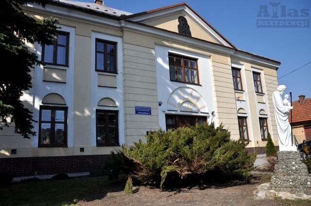 Pałac w Leżajsku
