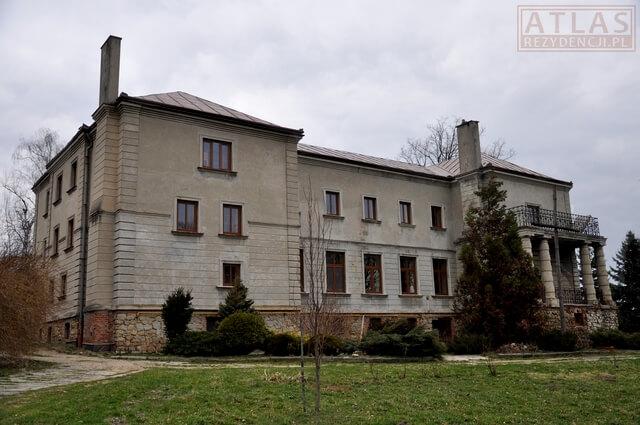 Pałac w Maćkowicach