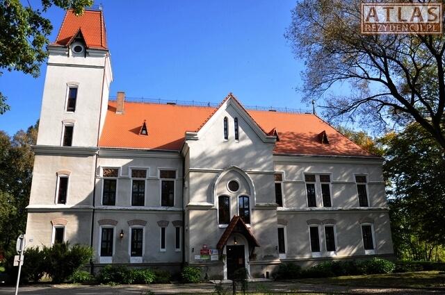 Pałac w Tarnobrzegu-Mokrzyszowie