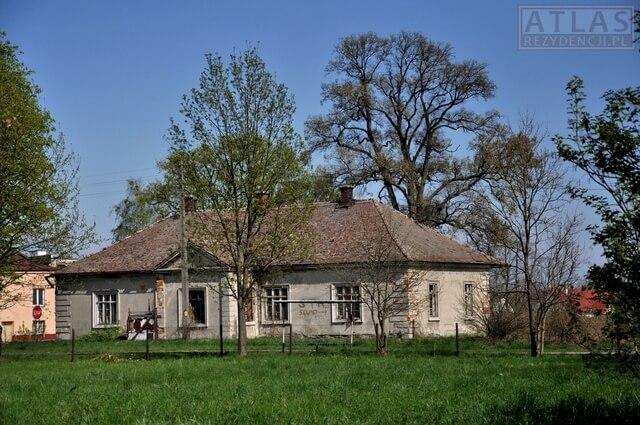 Oficyna - Pałac w Tarnobrzegu-Mokrzyszowie