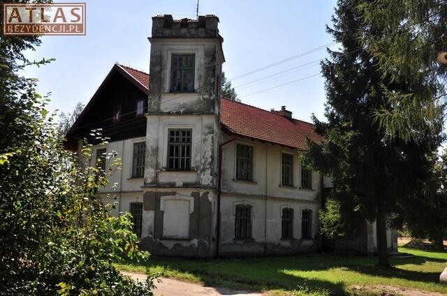 Pałac Myśliwski w Morgach