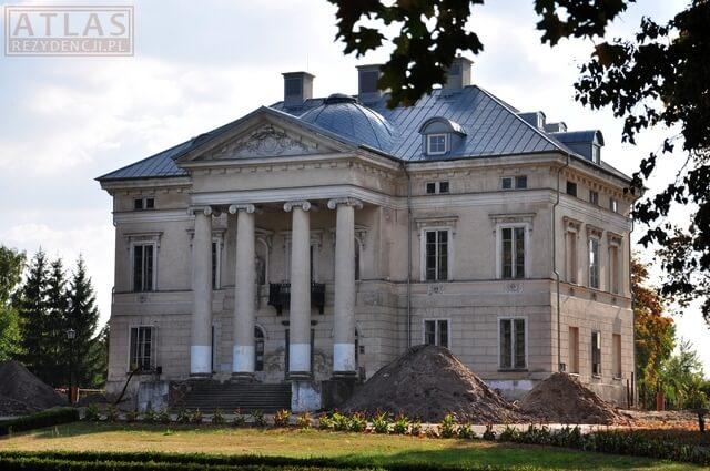 Pałac w Niezdowie