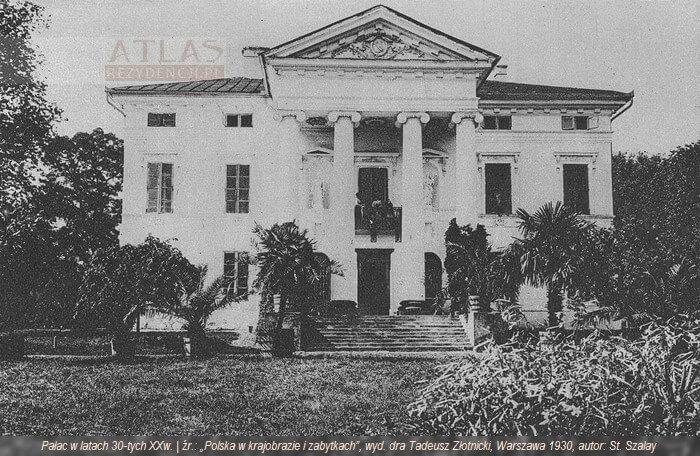 pałac_niezdów_foto_archiwalne