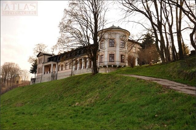 Pałac Skrzyńskich w Nozdrzcu