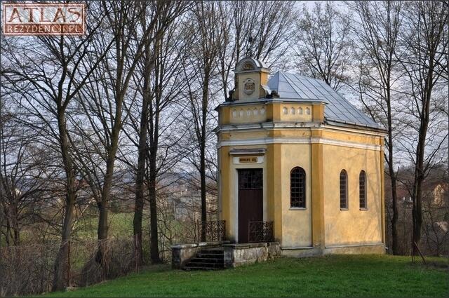 Kaplica-Pałac w Nozdrzcu