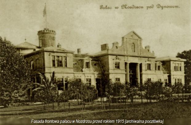 pałac_nozdrzec_foto_archiwalne