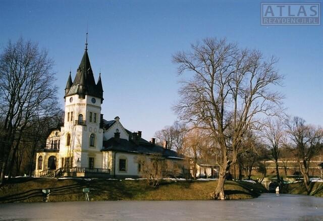 Pałac w Olszanicy