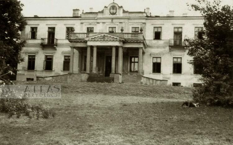 Częstocice_pałac-foto_archiwalne