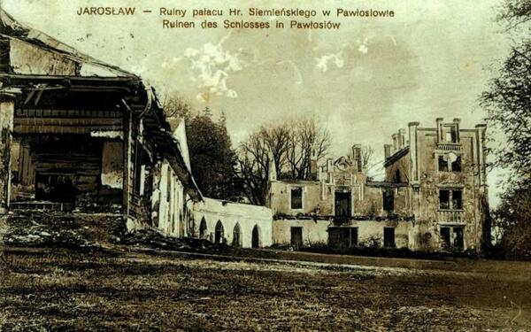 Pałac w Pawłosiowie