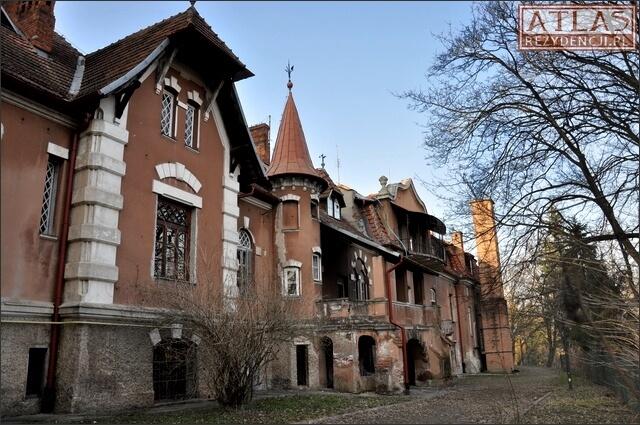 Pałac Czartoryskich w Pełkiniach