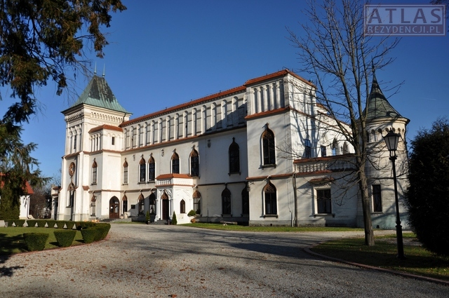 Zamek Reyów w Przecławiu