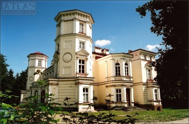 Pałac Lubomirskich w Przemyślu-Bakończycach