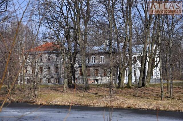 Pałac Tarnowskich w Rudniku