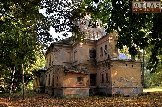 Dwór w Rzeszowie-Słocinie