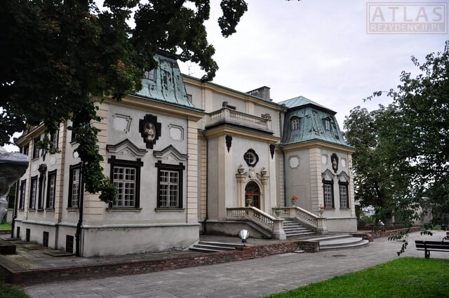 Pałac Lubomirskich w Rzeszowie