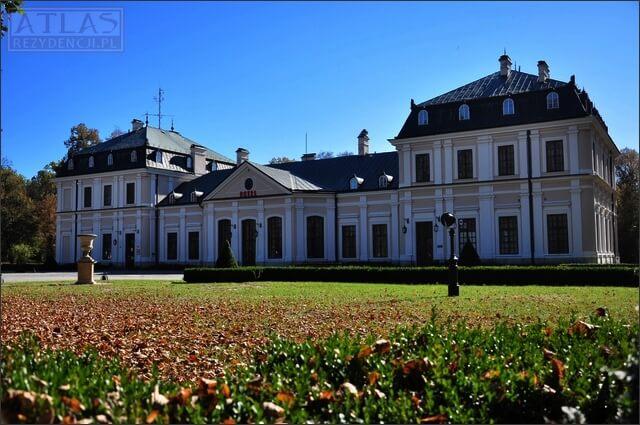 Pałac Czartoryskich w Sieniawie