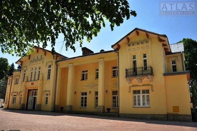 Pałac w Strzyżowie