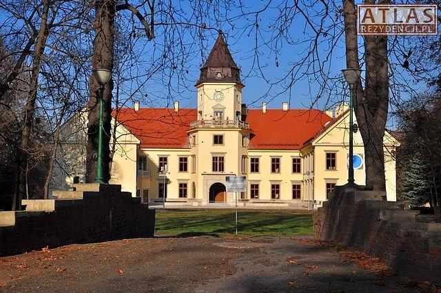 Zamek w Tarnobrzegu-Dzikowie